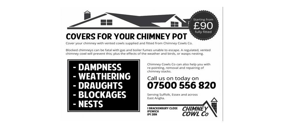 Flyer Design - Chimney Cowell Co